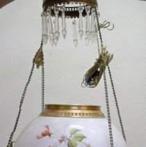Image of Hanging library lamp