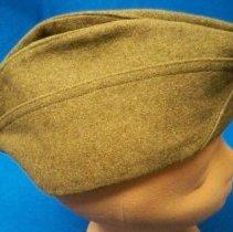 Image of Cap - Military cap-WWI-Joseph Schlagel