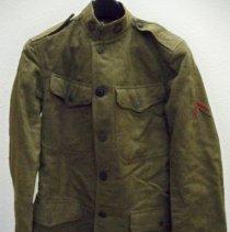 Image of Uniform - U. S. Army uniform-World War I - Paul Gaines