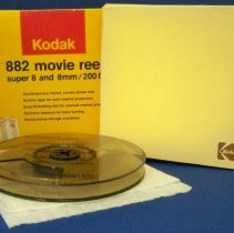 Image of Projector, Motion-picture - Kodak 882 Movie Reel