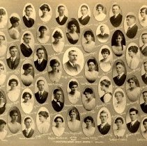 Image of Print, Photographic - Hutchinson Class of 1915