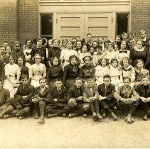 Image of Postcard - 1913 Sophomores, Hutchinson, MN
