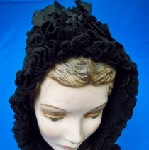 Image of Hood - Crocheted hood-Anna Schielman Henke