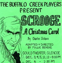 Image of Poster: Scrooge