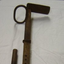 Image of Tool - Cedar Shingle Unloader