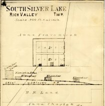 Image of Map - Map: South Silver Lake
