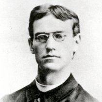 Image of Print, Photographic - Rev. J. Cermak, Silver Lake