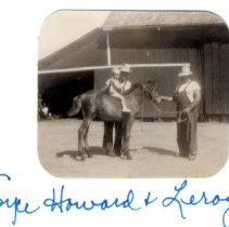 Image of Joyce, Howard & Leroy Christensen