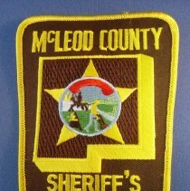 Image of Patch - McLeod County Sheriff's Office patch