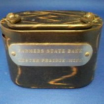 Image of Bank, Still - Coin Bank-Farmers State Bank, Lester Prairie