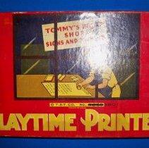 Image of Toy - Playtime Printer
