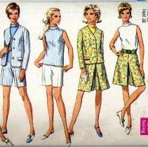 Image of Pattern - Simplicity pattern, 1968