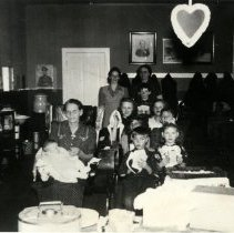 Image of Carver Co. School District 74 Valentine party