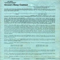 Image of Document - Growers Hemp Contract