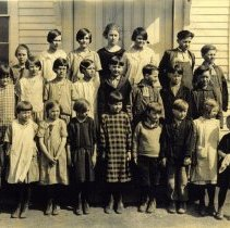 Image of Print, Photographic - McLeod County School District #56, Hassan Valley Township, 1925