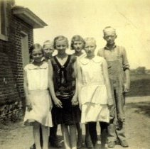 Image of Print, Photographic - McLeod County School District #40, Hassan Valley Township, 1932
