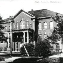 Image of Print, Photographic - Pendergast (High) School, Hutchinson