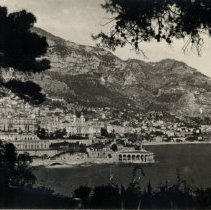 Image of Print, Photographic - Nice, France, c. 1945