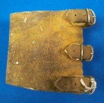 Image of Cornhusker, Hand - Corn husking wrist leather