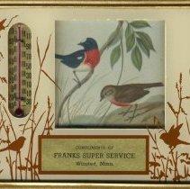 Image of Novelty, Promotional - Novelty: Frank's Super Service, Winsted MN