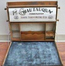 Image of Desk, Portable - Chautauqua Combination Drawing Board & Writing Desk, c. 1898