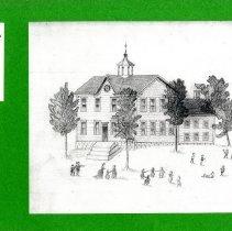Image of Print, Photographic - Pendergast  Academy, Hutchinson
