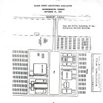 Image of Map - McLeod County Fairgrounds (New)