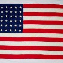 Image of Flag - 48 star American flag