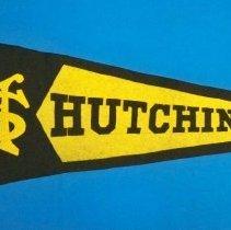 Image of Pennant - Hutchinson High School pennant