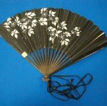 Image of Fan, Hand - Ladies' fan