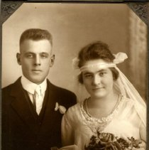 Image of Print, Photographic - Arthur & Dora Jacobe Schwarze, 1919