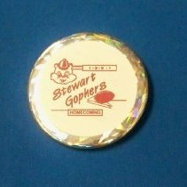 Image of Button, Promotional - 1991 Stewart HS homecoming button