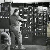 Image of Print, Photographic - Hutchinson Utilities control panels