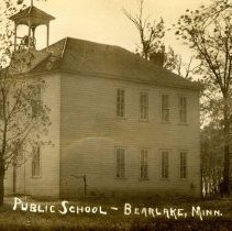 Image of Postcard - Bear Lake School