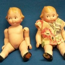 Image of Doll - Twin Girl Dolls