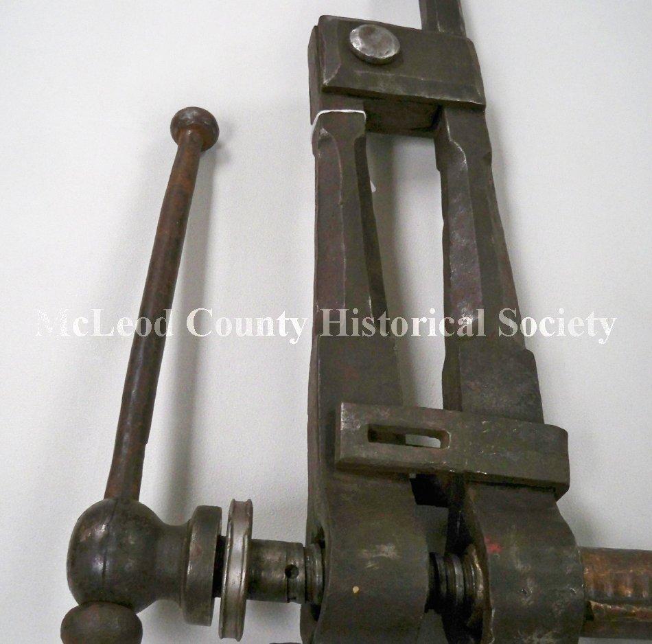Blacksmith's Leg Or Post Vice
