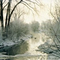 Image of Postcard - Crow River at Hutchinson MN-postcard