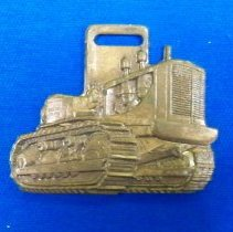 Image of Fob - Metal watch fob