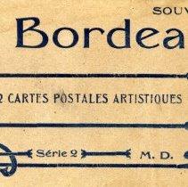 Image of Postcard - Bordeaux postcards