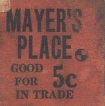 Image of Mayer's Place ticket