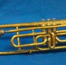 Image of Trombone, Valve - Brass trombone