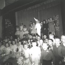 Image of Print, Photographic - First Ev. Luth. Church school assembly