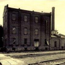 Image of Glencoe Mill c1930-postcard