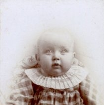 Image of Print, Photographic - Unidentified baby