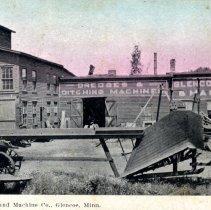 Image of Glencoe Foundry & Machine Co. Glencoe, MN