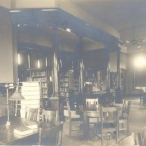Image of Print, Photographic - Library Interior Hutchinson MN