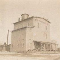 Image of Lester Prairie Roller Mills-postcard