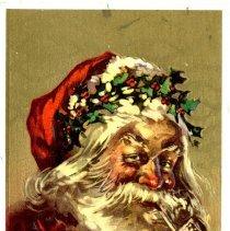 Image of Christmas greeting