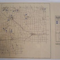 Image of Public water accesses, McLeod County, MN