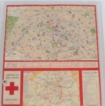 Image of American Red Cross map